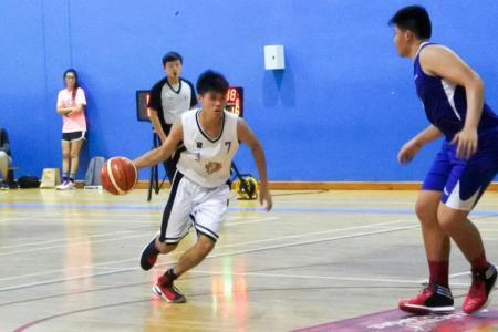 North Vista on track to defend B boys' basketball title