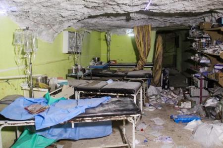 UN chief: War crimes in Syria persists