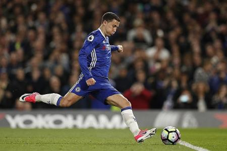Hazard: Chelsea are nearly there