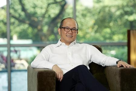 Ron Sim eyes IPO for V3 Group