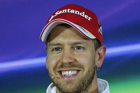 Wary Vettel eyes Shanghai surprise