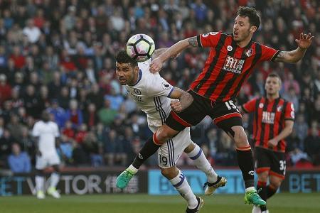 Conte relishes the pressure