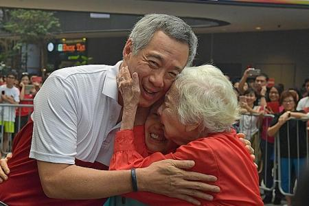PM Lee: Eurasians have made many contributions to S'pore