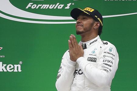 Hamilton anticipates a tight title race
