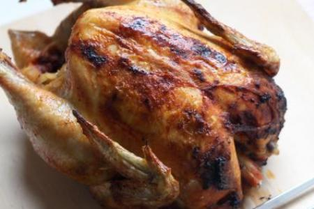 Don't chicken out on protein