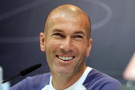 Zidane and Ancelotti set for Champions League reunion