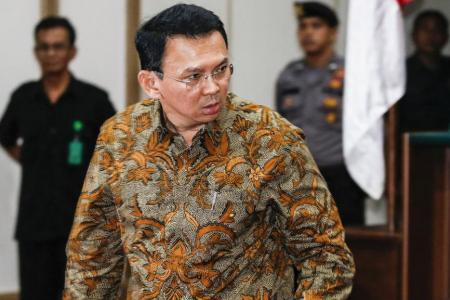 Jakarta governor's blasphemy trial delayed to after election