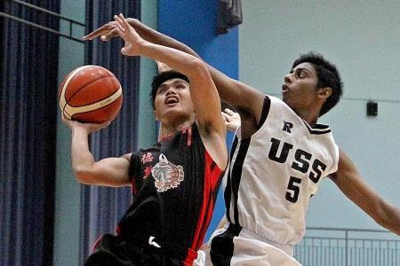 North Vista retain B boys' basketball crown