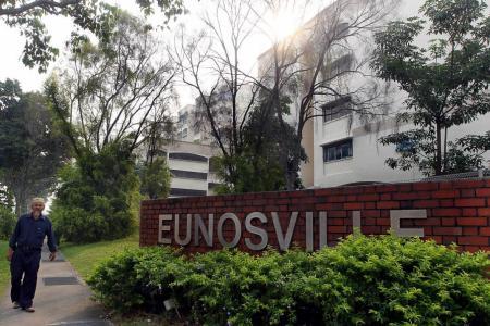 Former HUDC estate in Eunos up for sale