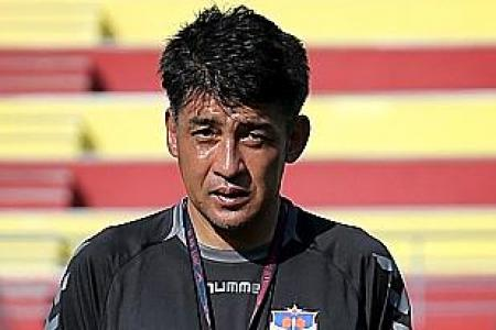 Albirex coach wants improvement after wake-up call