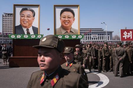 N. Korea slams US for threatening peace in region