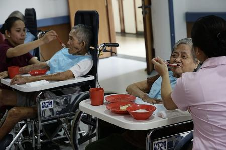 Turning to Japan for senior-friendly food