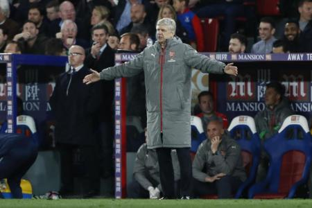 Wenger insists they can improve woeful away form