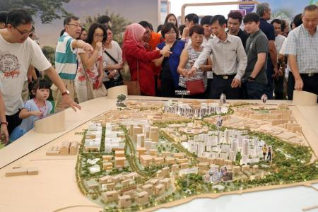 HDB: Woodlands will be the star of the north