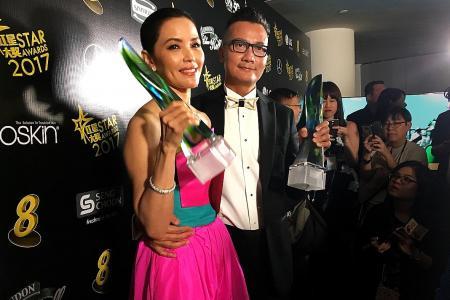 Veterans feted at Star Awards