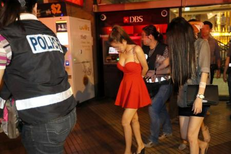17 suspects arrested in raids on nine entertainment outlets
