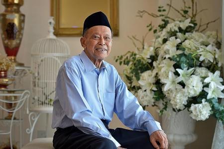 Othman Wok dies at 92