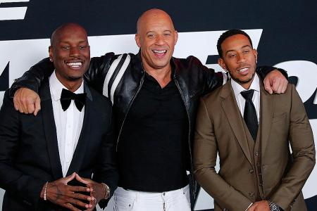 Record-breaking $532.5m debut for 'Fast and Furious'