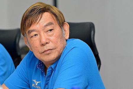 Turmoil at Singapore Athletics