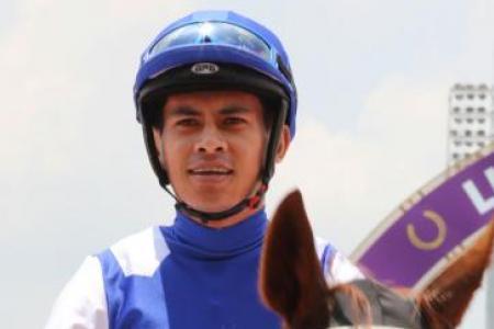 Shafrizal lands his first Kranji victory on Ahmar