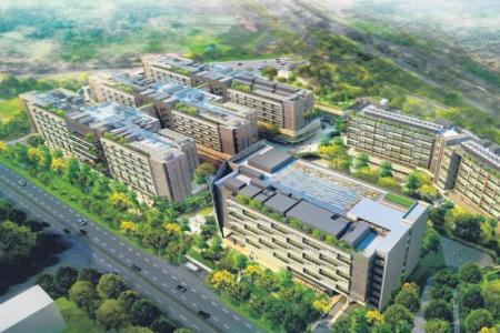 "Woodlands Heath Campus will be ""future ready"""
