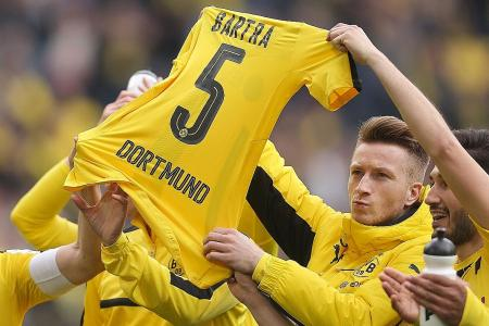 Dortmund count on Rolls Reus to power them on