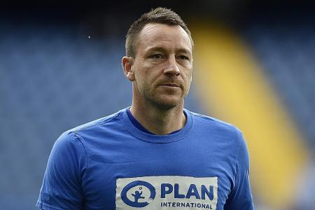 John Terry is not done with football