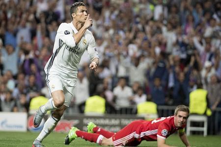 Ronaldo tells Real fans: Don't boo me