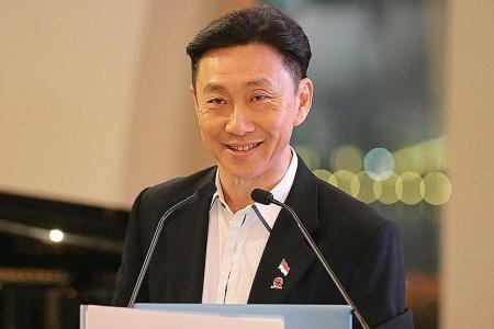 Bill Ng calls for fresh start for S'pore football