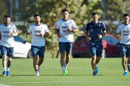 Messi and Co. set to light up National Stadium