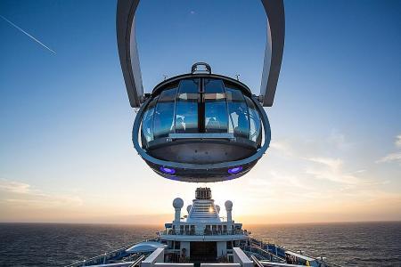 Smart ship gets an Ovation
