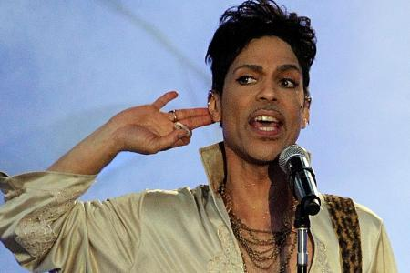 Prince's estate blocks release of Deliverance EP