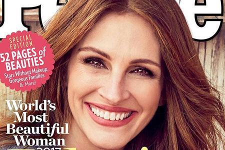 Julia Roberts named Most Beautiful