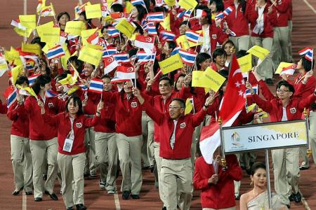 SNOC approves initial list of 840 athletes for SEA Games