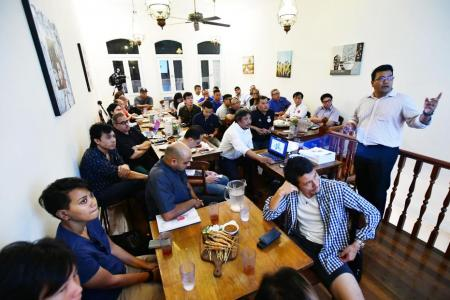 Fifa monitoring FAS situation