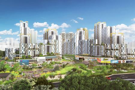 Toa Payoh to get a facelift and more dragons
