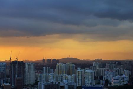Get ready for an upturn in the property market in Singapore