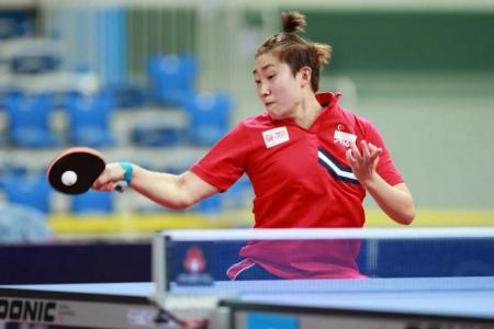 Feng wins first title since split with STTA
