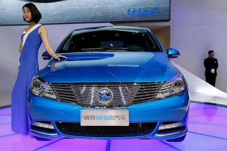 Car makers offer more electric vehicles in China