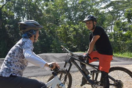 Confessions of a cycling instructor: Helping students set their wheels in motion