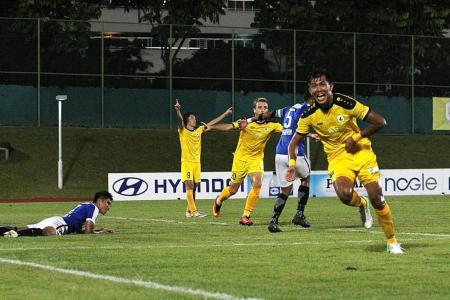 Rabb: We worked for our luck