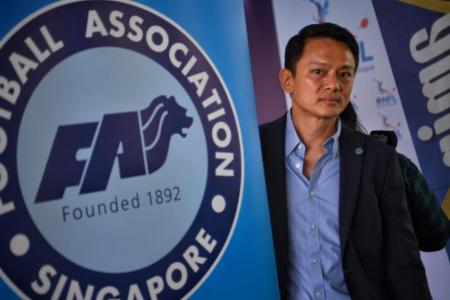 Lee's AFC vice-president role unaffected by police probe