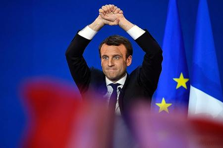 Tough road ahead for Macron in presidential elections