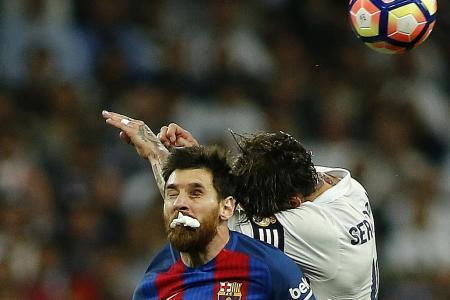 Messi the Untouchable