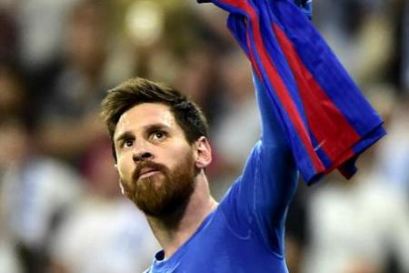 Lionel Messi is 'the best player in history'