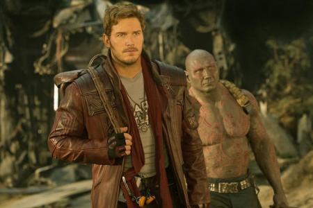 Chris Pratt proves his star power in Guardians Of The Galaxy Vol. 2