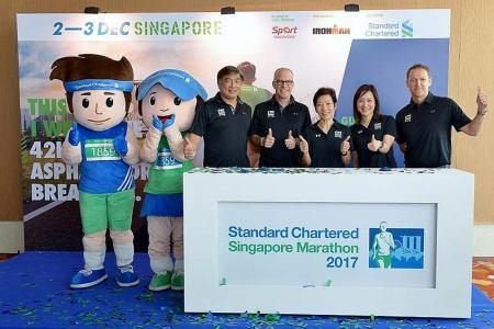 Singapore Marathon aims to join big boys