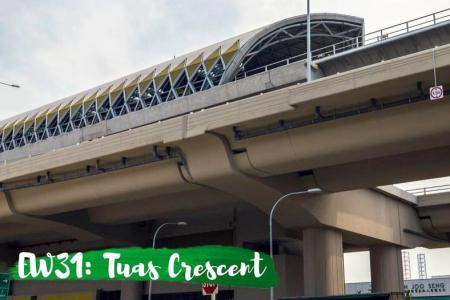 4 stations on East-West line to open on June 18