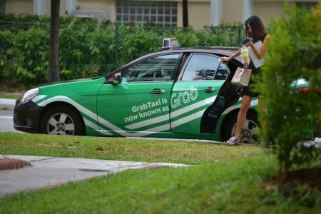 JustGrab much better since launch, say drivers, Latest Singapore News | The New Paper