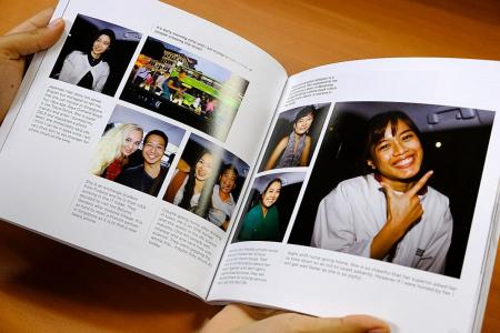 Uber driver publishes photo book of his passengers